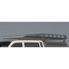 Багажник алюминиевый KDT для кунга - УАЗ Патриот
