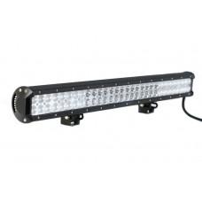Двухрядная LED балка CH019B дальний+ближний свет, мощность 54-288W, длина 23-132 см, светодиоды 3W