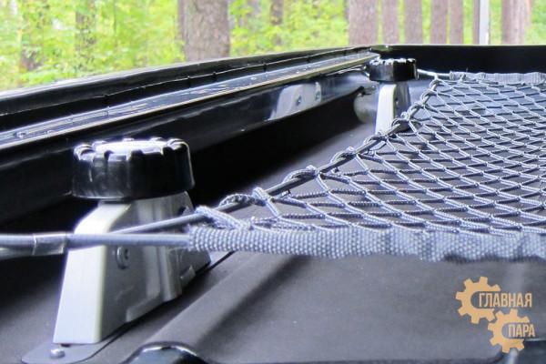 Автобокс Quasar-400 (Черный)