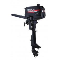Подвесной лодочный мотор HANGKAI мощность 4 л.с. двухтактный