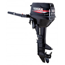 Подвесной лодочный мотор HANGKAI мощность 9.8 л.с. двухтактный