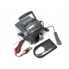 Лебедка электрическая переносная redBTR 12v  2000 Lbs 908 кг