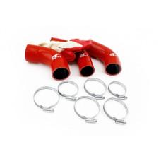 Патрубки радиатора redBTR силиконовые (УАЗ 452, 469, дв. УМЗ 4178)