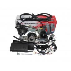Гидроусилитель руля ГУР 452 (г. Стерлитамак) дв. УМЗ 421 ЛЮКС с механизмом УАЗ 3303