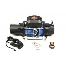 Лебедка автомобильная 4REVO 10000 lbs 4536 кг 12V (синтетика)